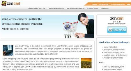 Các mã nguồn mở tốt nhất để làm website bán hàng thương mại điện tử (TMĐT)